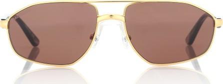 Balenciaga Rectangular sunglasses