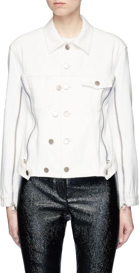 3.1 Phillip Lim Asymmetric denim jacket
