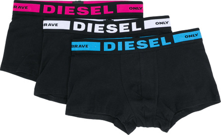 Diesel Branded boxer briefs pack of three