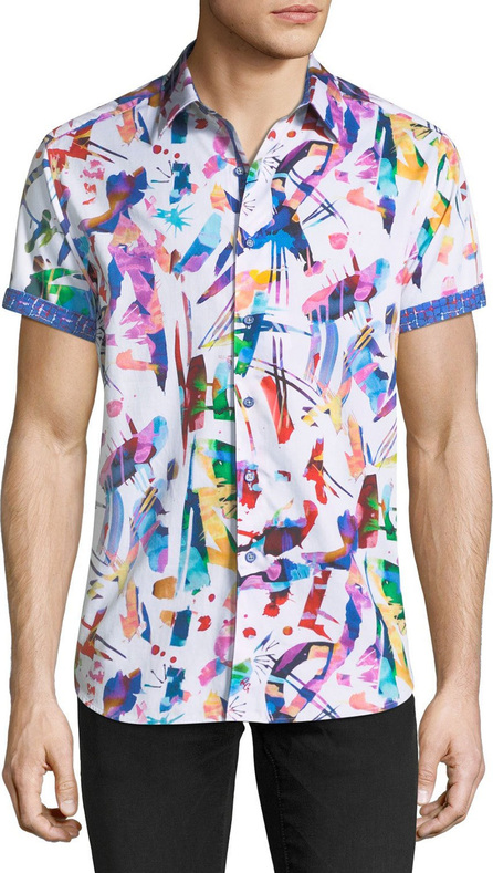 Robert Graham Lerry Woven Multicolor Shirt