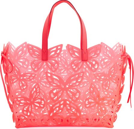 Sophia Webster Liara Butterfly Jelly Tote Bag