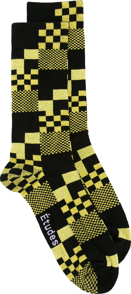 Etudes Checked socks