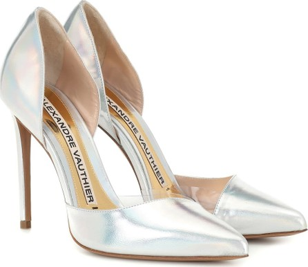 Alexandre Vauthier Angelina leather pumps