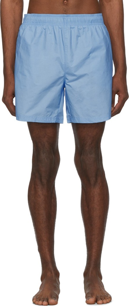 BOSS Hugo Boss Blue Perch Swim Shorts