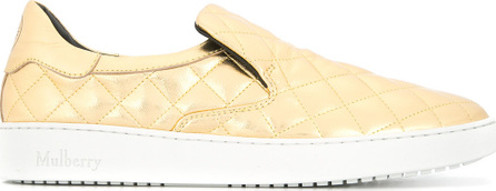 Mulberry Quilted sneakers