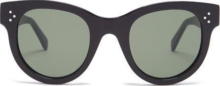 Celine Baby Audrey cat-eye acetate sunglasses