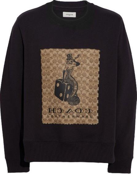 COACH Coach x Viper room signature sweatshirt