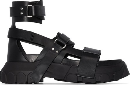 Rick Owens Tractor multi-strap sandals
