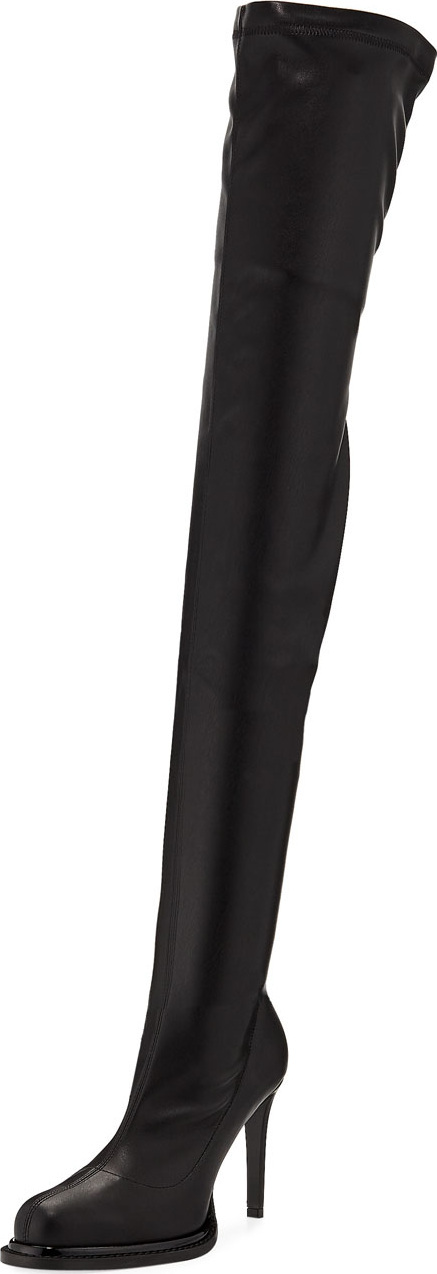 Stella McCartney Stretch Over-The-Knee Boots