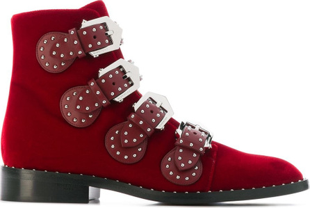 Givenchy Buckled ankle boots