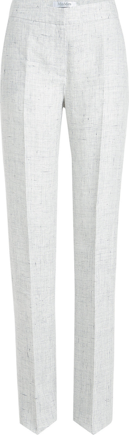 Max Mara Atlanta Linen Pants