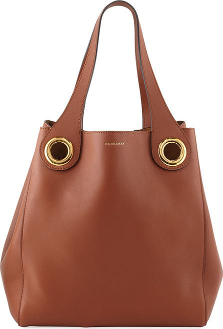 Burberry London England Grommet Medium Hobo Bag