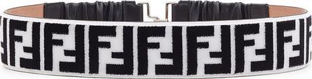 Fendi FF Printed Belt