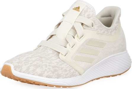 Adidas Edge Lux 3 Metallic Knit Sneakers