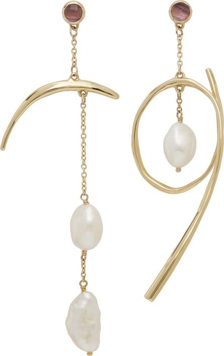 Faris Gold Celeste Earrings