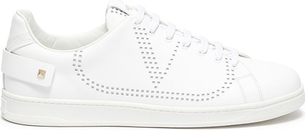 Valentino Valentino Garavani 'Net Go' perforated tennis sneakers