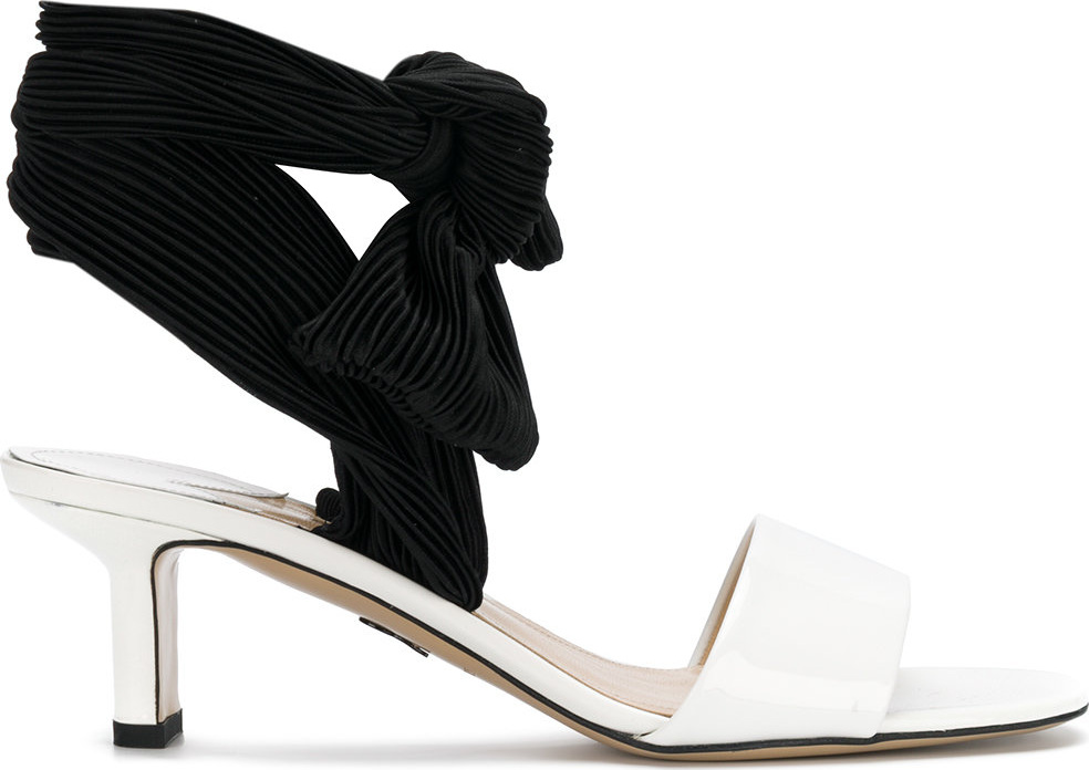 Paul Andrew - Lace-up detail sandals