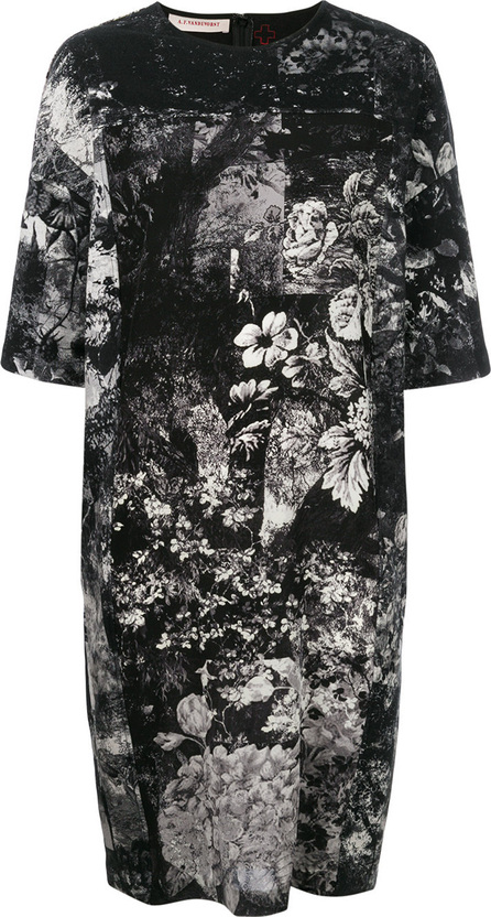 A.F.Vandevorst Printed T-shirt dress