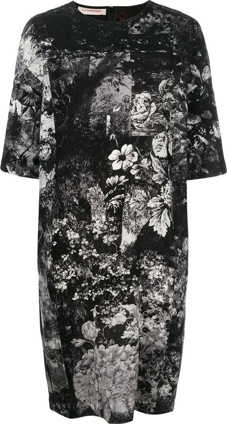 A.F.Vandevorst Printed T-shirt dress