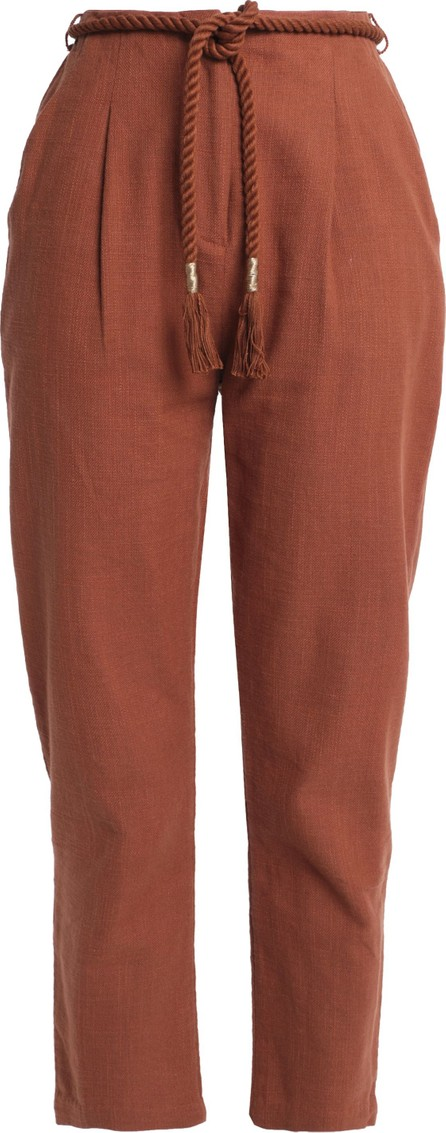 Antik Batik Cotton-canvas tapered pants