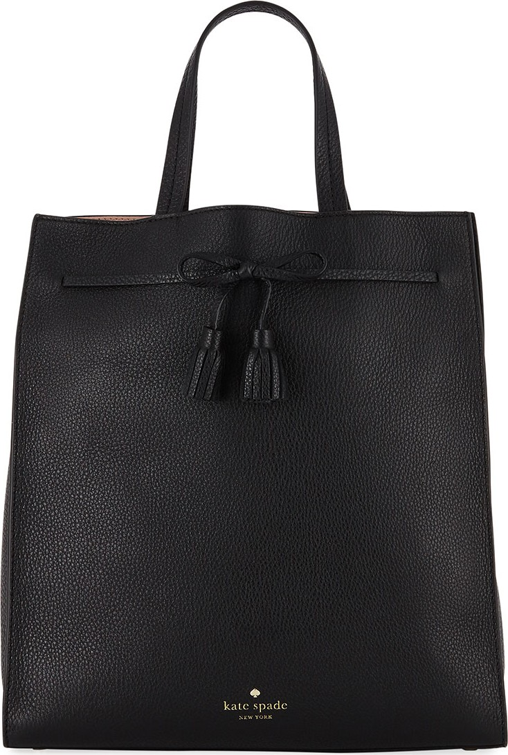 c44485d0bb3f Kate Spade New York hayes street medium leather tote bag - Mkt