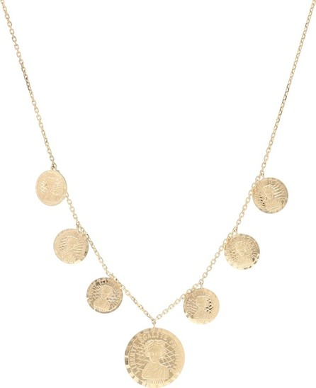 Anissa Kermiche Louise d'Or Collier 18kt gold necklace