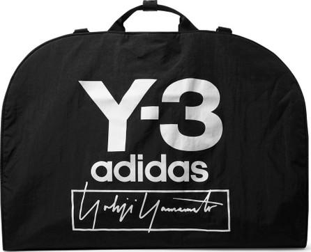 Y-3 Logo-Print Shell Garment Bag
