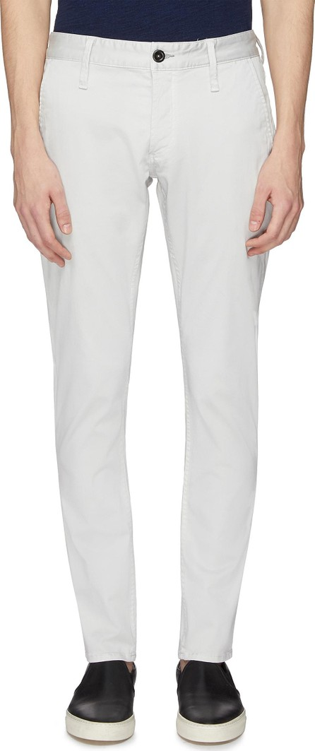 Denham 'York' slim fit sateen pants