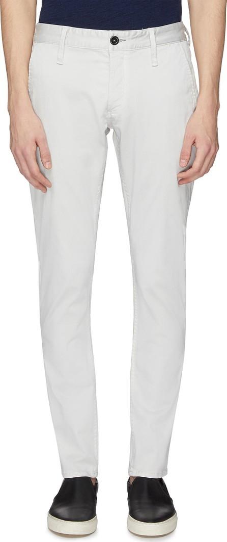 Denham 'York' slim fit sateen pants