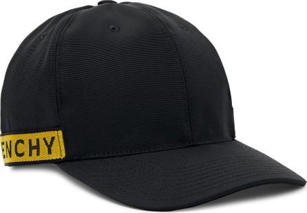 Givenchy Logo-Jacquard Canvas Baseball Cap
