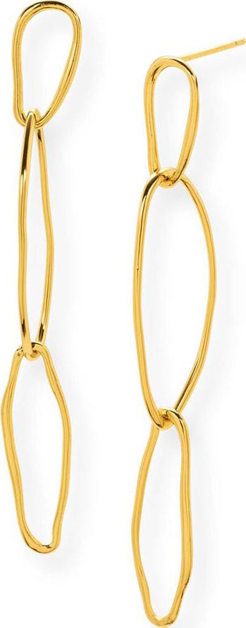 Gorjana Rowan Link Drop Earrings