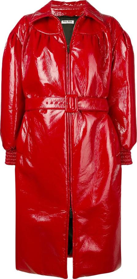 Miu Miu Belted midi coat