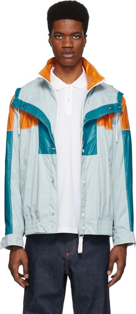 BOSS Hugo Boss Blue & Orange Ripstop Jacket