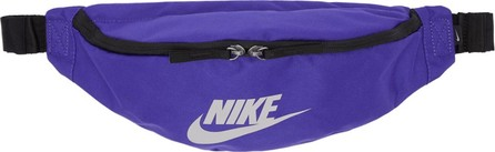 Nike Blue Heritage Fanny Pack