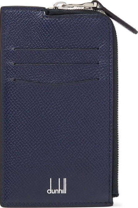 Dunhill Cadogan Full-Grain Leather Zip-Around Cardholder