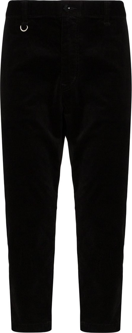 Sophnet. Cropped corduroy trousers