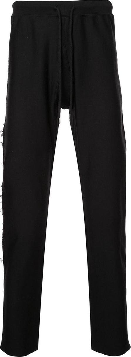 Takahiromiyashita The Soloist Straight leg track trousers