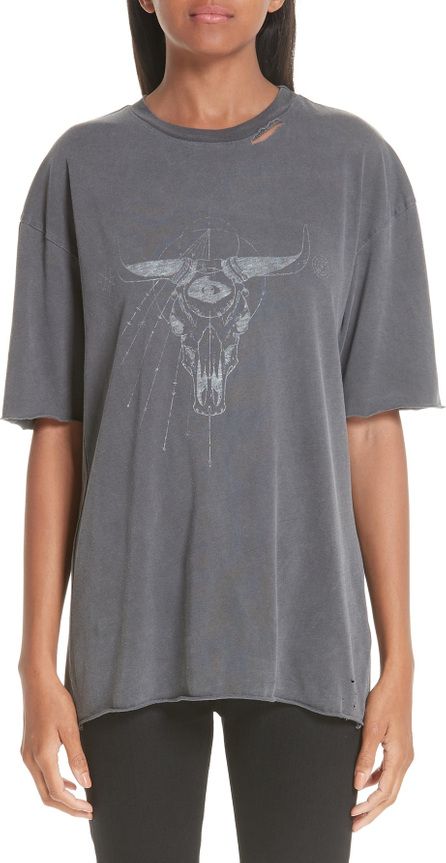 Alchemist Tombstone Distressed Short Sleeve Tee