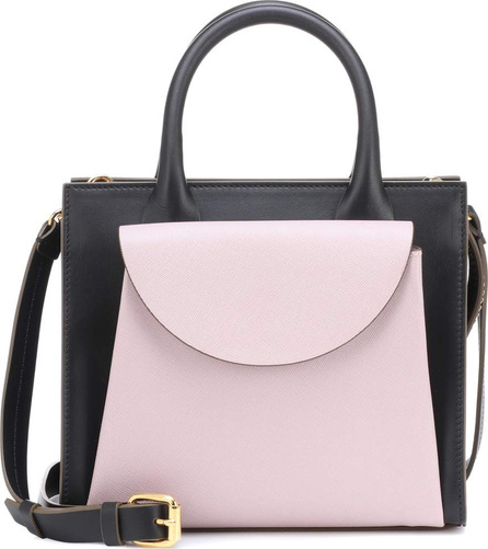 Marni Law leather tote