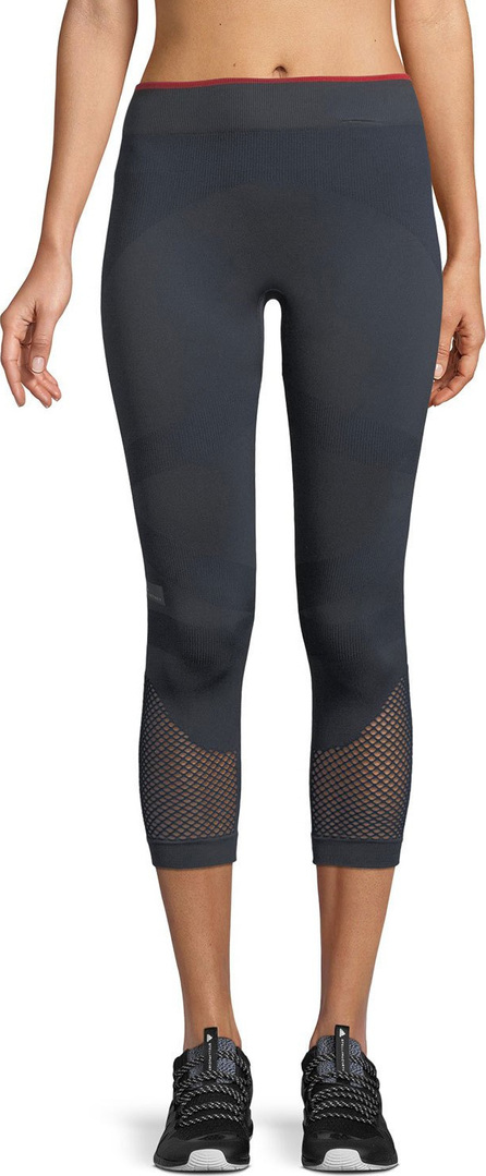 Adidas By Stella McCartney Seamless 3/4 Training Tights