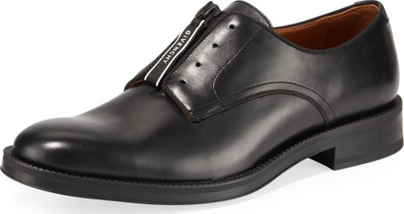 Givenchy Men's Rider Zip-Front Derby Shoe