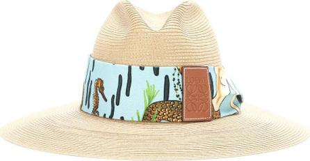 LOEWE X Paula's Ibiza Dorfman hat