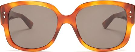 Dior Lady Diorstuds acetate sunglasses