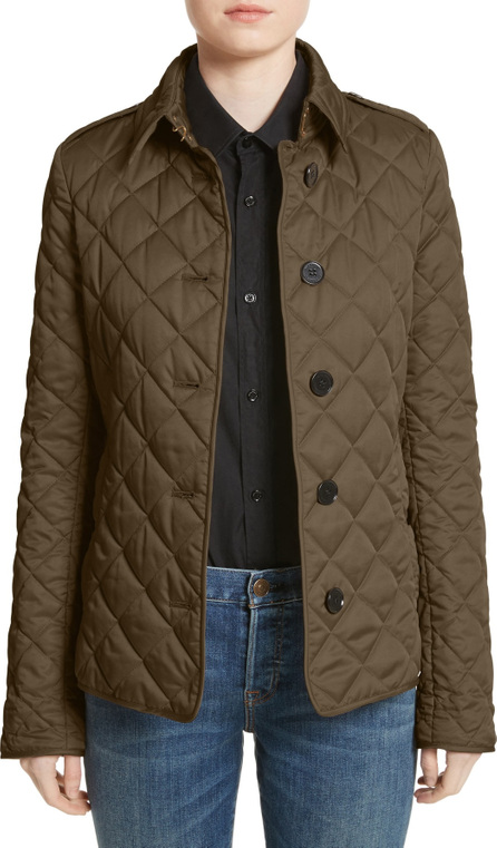 Burberry London England Frankby Quilted Jacket