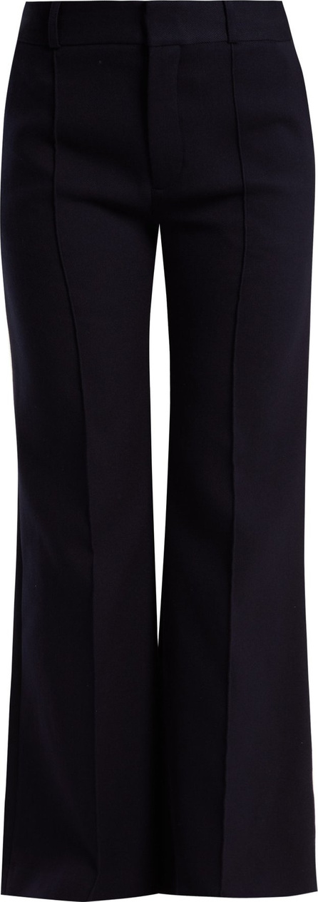 See By Chloé City tailored cotton trousers