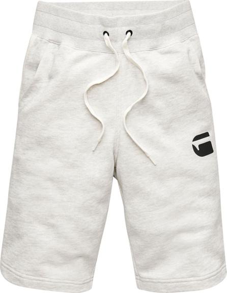 G-STAR RAW Men's Core Stripe Loose Sweat Shorts