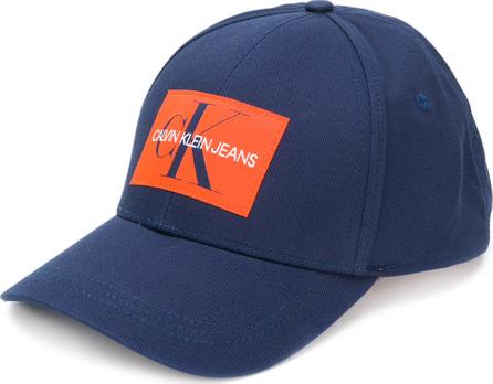 Calvin Klein Jeans Logo print cap