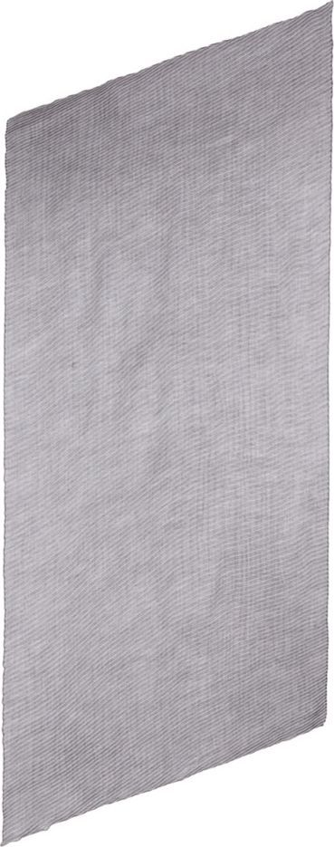Agnona Plissé cashmere-silk scarf