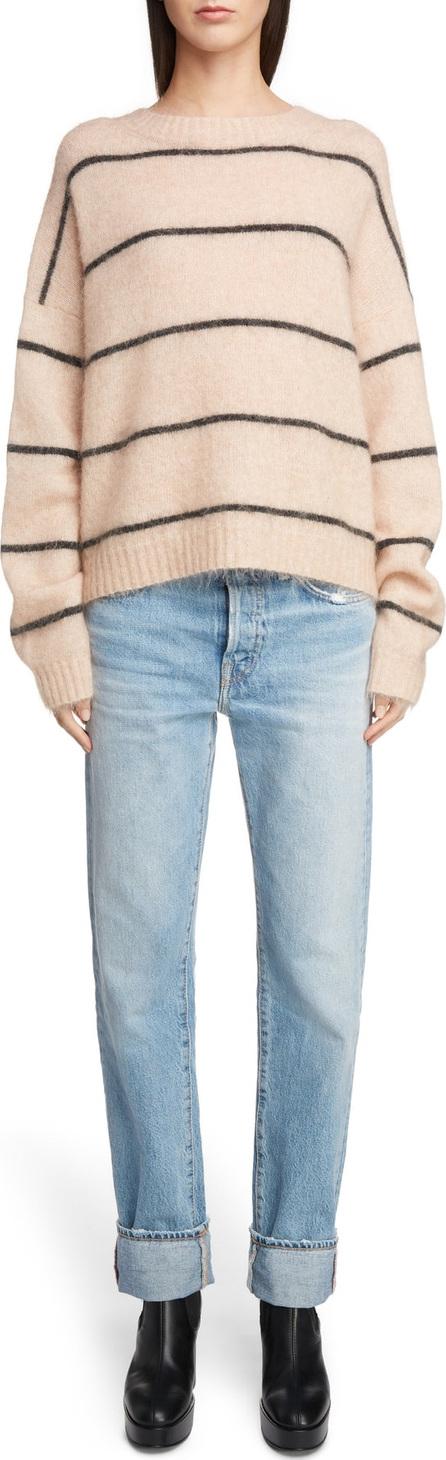Acne Studios Thin Stripe Oversized Sweater