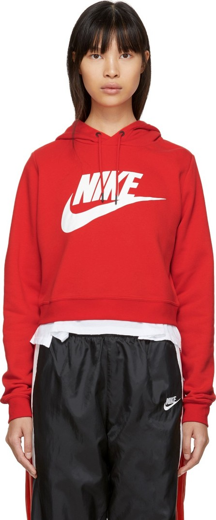 Nike Red NSW Rally Hoodie